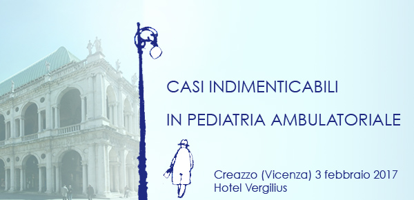 Casi Indimenticabili in pediatria ambulatoriale